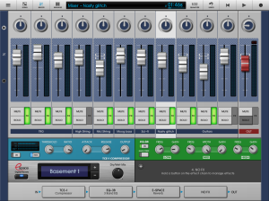 Mixer and Insert Effects